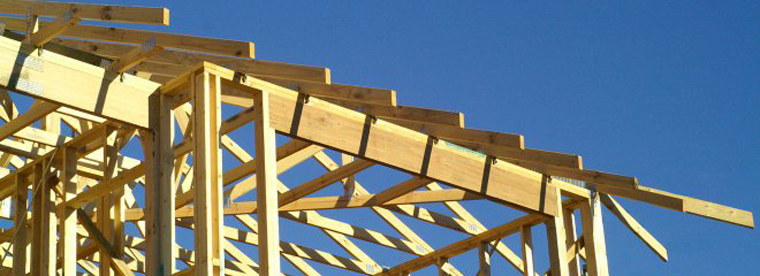 Roof Trusses, Posi-Struts & Wall Frames